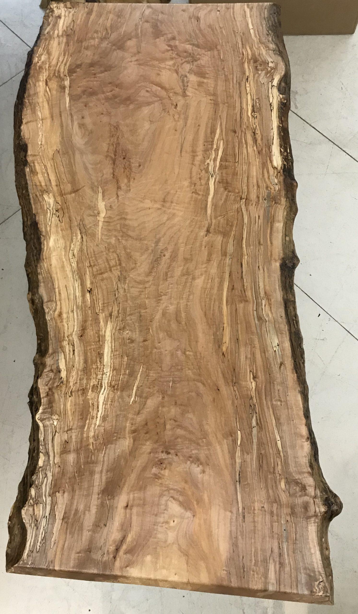 live edge bar table slab
