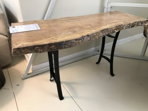 Hardwood Table Slab